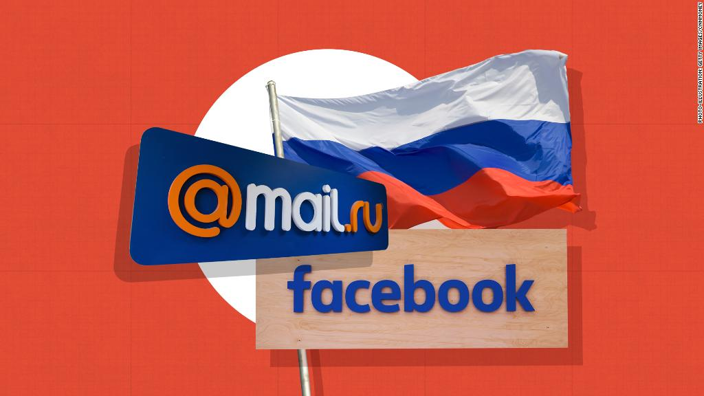 Russian company had access to Facebook user data