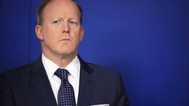 Tickets for Sean Spicer book launch party going for up to $1,000