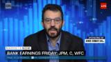Market volatility bodes well for bank earnings