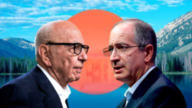 PACIFIC • Rupert Murdoch Plans New Sky Bid