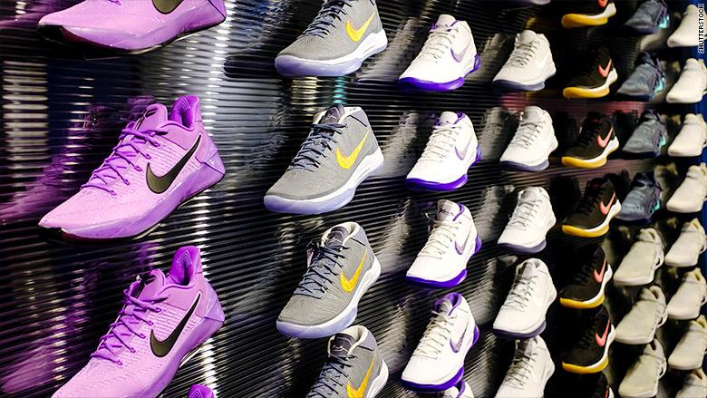 cnn.com - Nathaniel Meyersohn - Nike's digital reboot is working