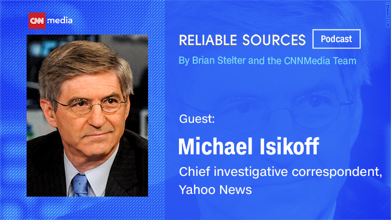 rs podcast michael isikoff