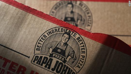 Papa John's to remove founder's image from ads