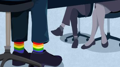A new first for LGBTQ business leaders
