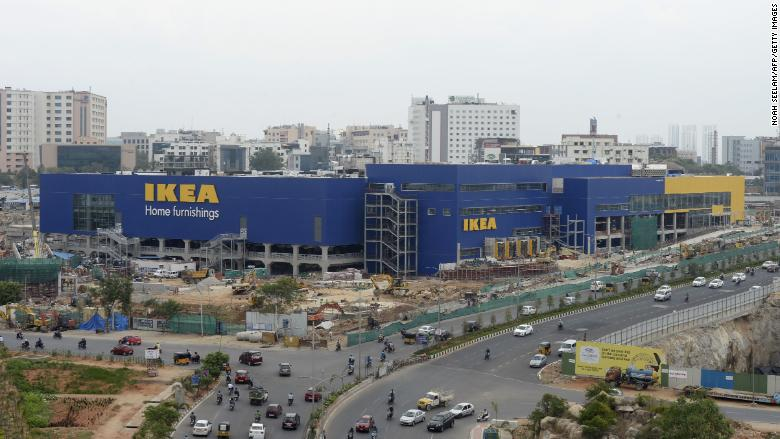 ikea india store opening postponed over quality issues. Black Bedroom Furniture Sets. Home Design Ideas