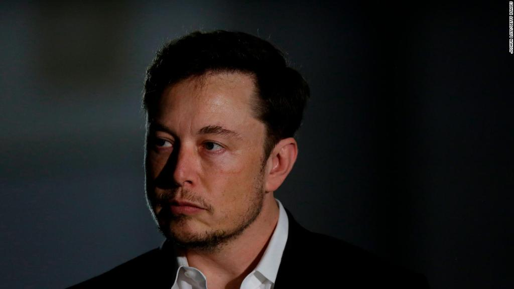 Elon Musk apologizes for 'pedo' tweet