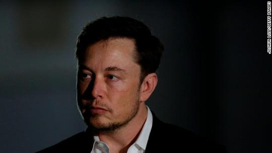 Elon Musk apologizes to cave rescuer for 'pedo' tweet
