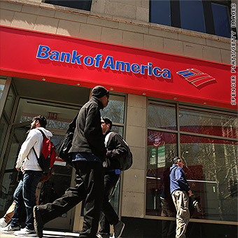 Why Bank Of America Branches Are Disappearing