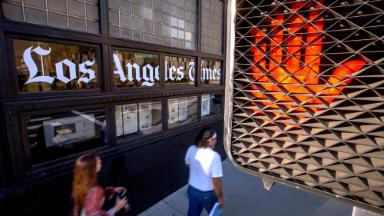 Judge vacates order requiring Los Angeles Times to alter published story