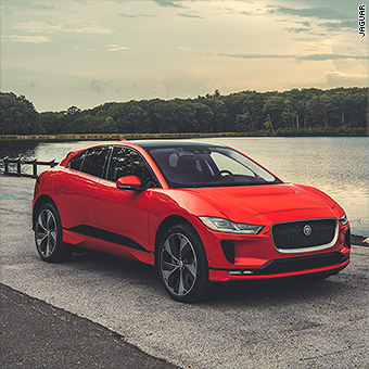 The Jaguar I Pace Brings A New Silhoutte To Brand But One That Still Sends Strong Message