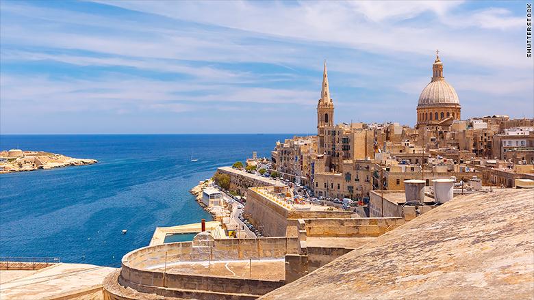 Malta wants to become 'Blockchain Island'