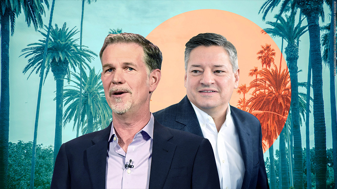PACIFIC • Reed Hastings Loses His Rubber Stamp