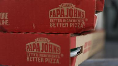 Is a Papa John's takeover on the menu?