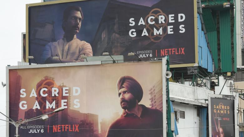 netflix india sacred games commuter