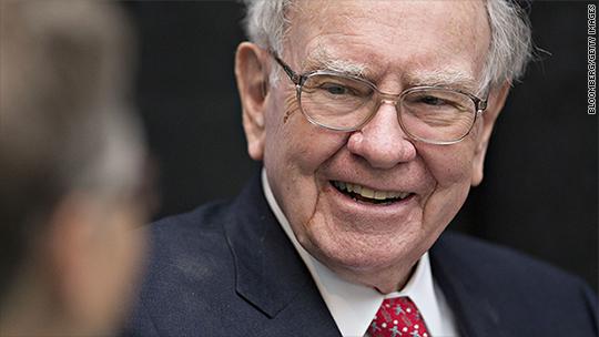 Warren Buffett may soon join the stock buyback party