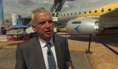 Embraer CEO: Boeing deal gives us access to markets