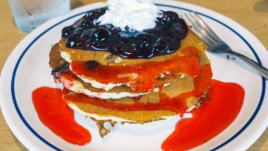 IHOP president says it is still all about pancakes