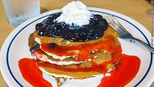 IHOP president: We're still all about the pancakes