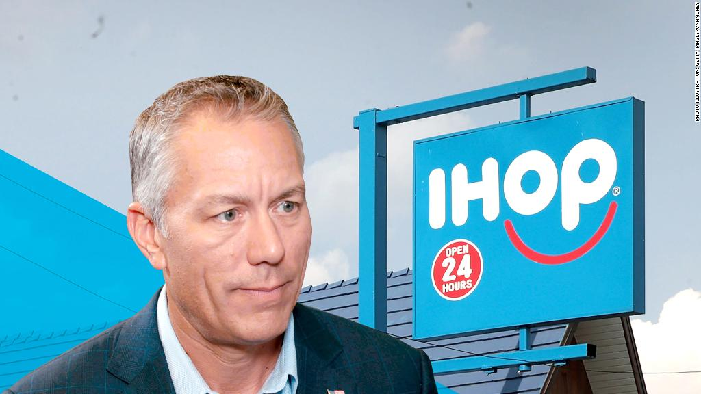 IHOP President: IHOB gimmick was a success