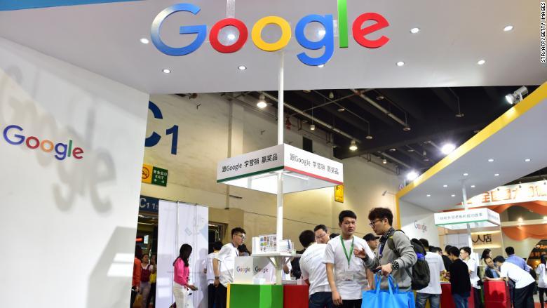 google china booth