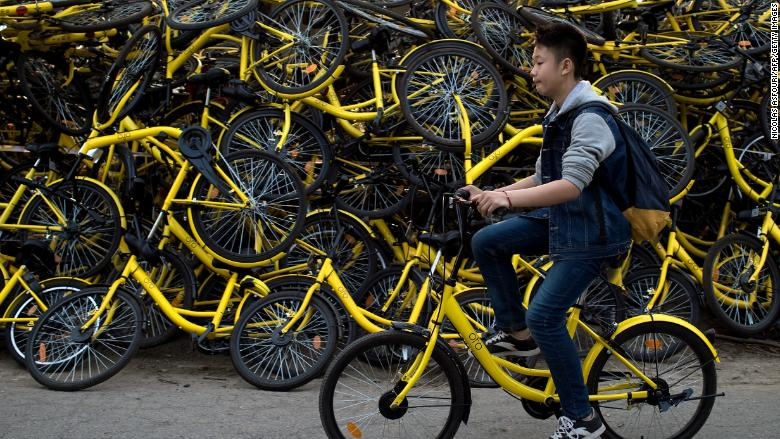 ofo beijing repair center