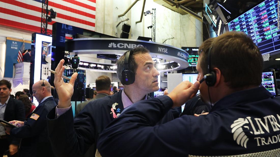 Big earnings day; Dollar strength; eBay drops