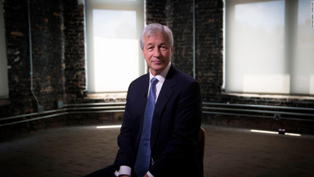 This is how Jamie Dimon would fix income inequality
