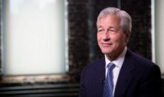 JPMorgan CEO: A trade war could reverse economic growth