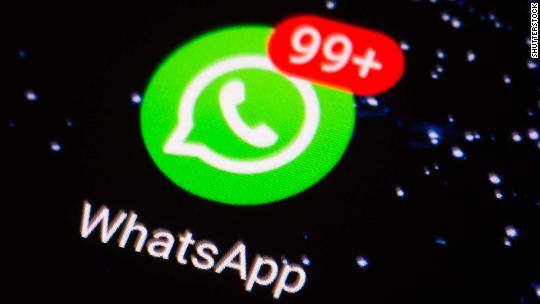 WhatsApp says no to tracking people's messages
