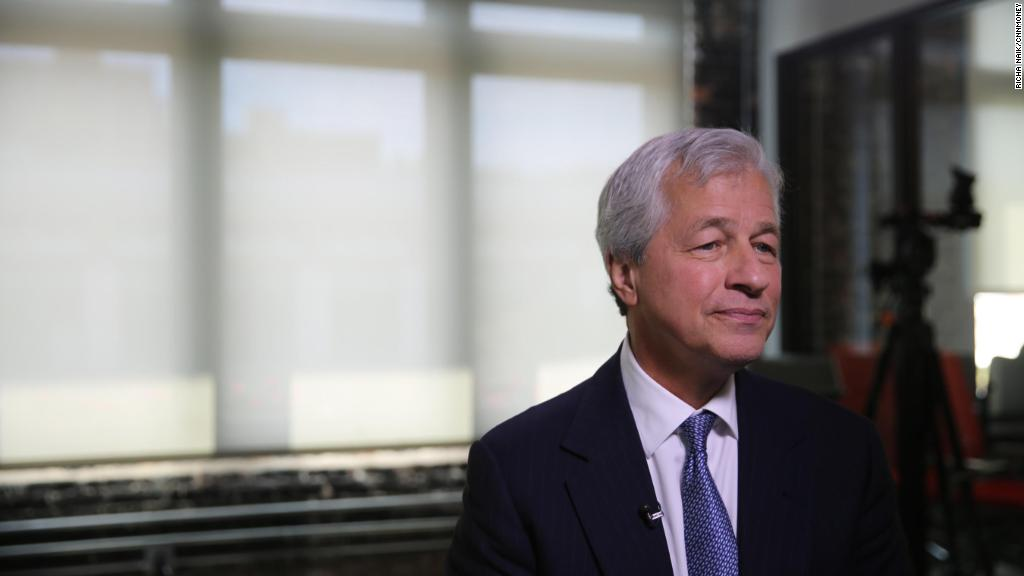 What keeps Jamie Dimon up at night?