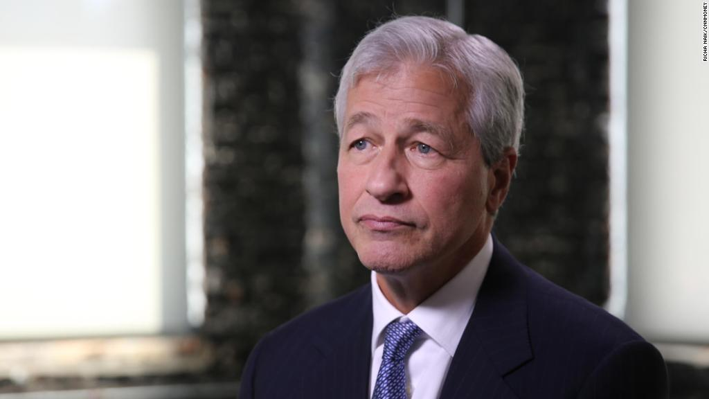 JPMorgan CEO on skilled foreign workers: 'I want them to stay here'