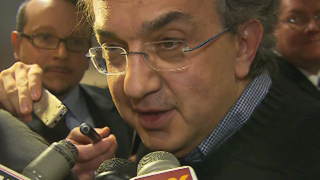 Fiat Chrysler CEO Sergio Marchionne steps down due to ill health