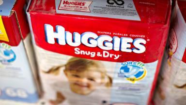 Huggies maker Kimberly-Clark warns of rising costs