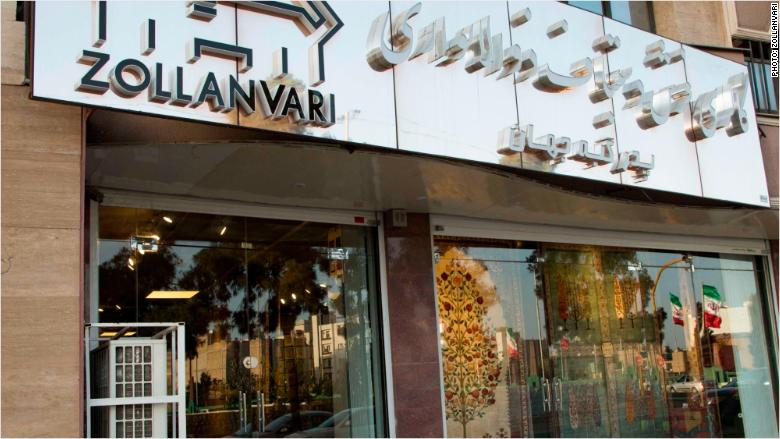zollanvari carpets shop