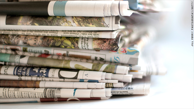 startups newspapers