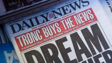 New York Daily News' new editor asks remaining staff for 30 days to chart new course