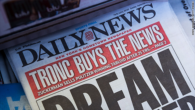 new york daily news new editor asks remaining staff for 30 days to