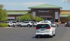 Walmart will chauffeur shoppers in self-driving Waymo cars