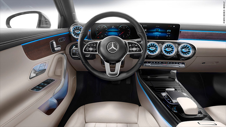 Mercedes benz is trying to get cheap luxury cars right for Mercedes benz of usa