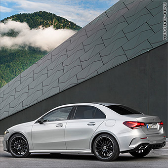 Mercedes-Benz is trying to get cheap luxury cars right