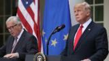 US and EU agree to work toward zero tariffs