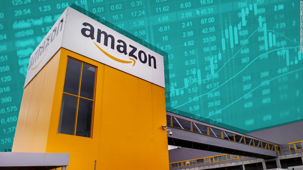 Amazon is worth $1 trillion
