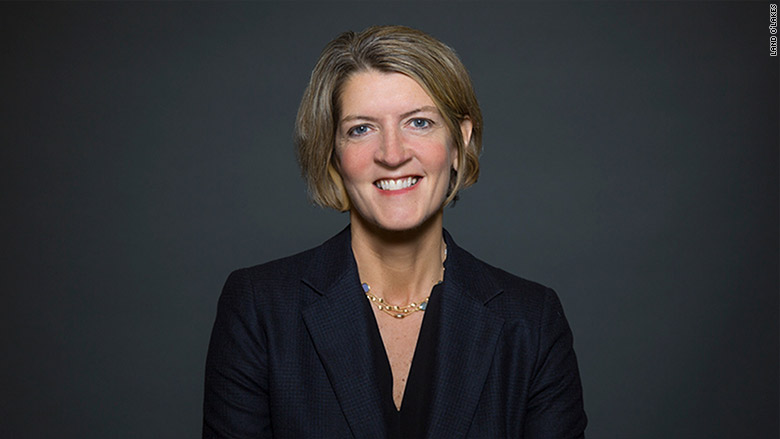 Land O'Lakes CEO Beth Ford, from the cornfield to the C-suite