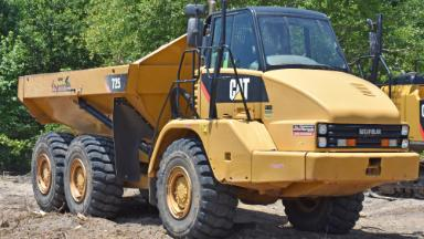 How Caterpillar is thriving in a trade war