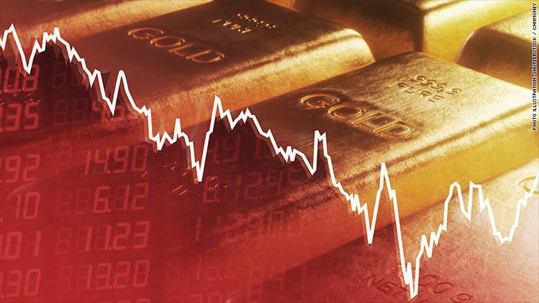 The Market Is Crazy So Why Are Gold Prices Plunging