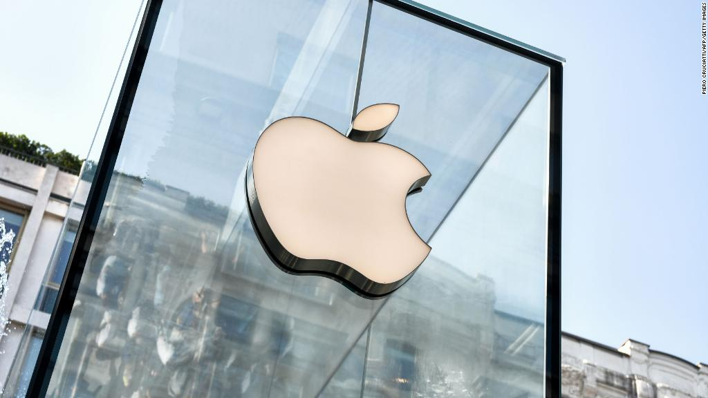 Apple beats tech rivals to the $1 trillion mark