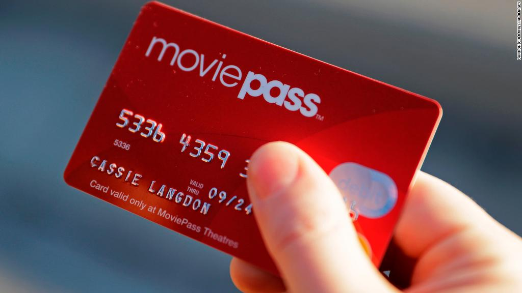MoviePass shareholders sue as company reports $126 million loss