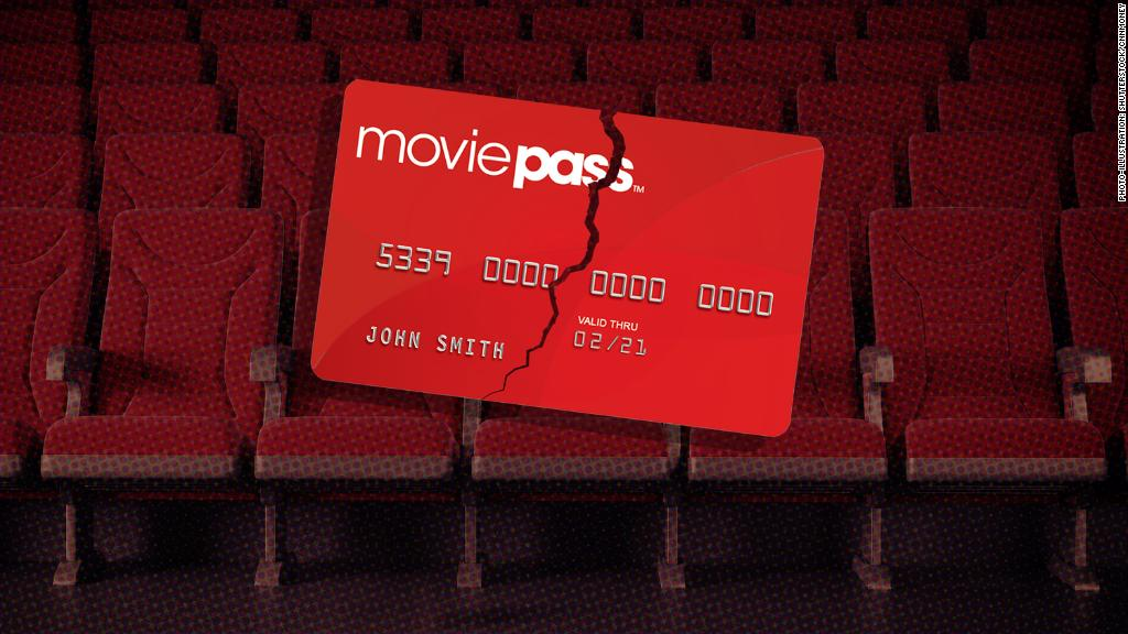 MoviePass to limit customers to three films a month