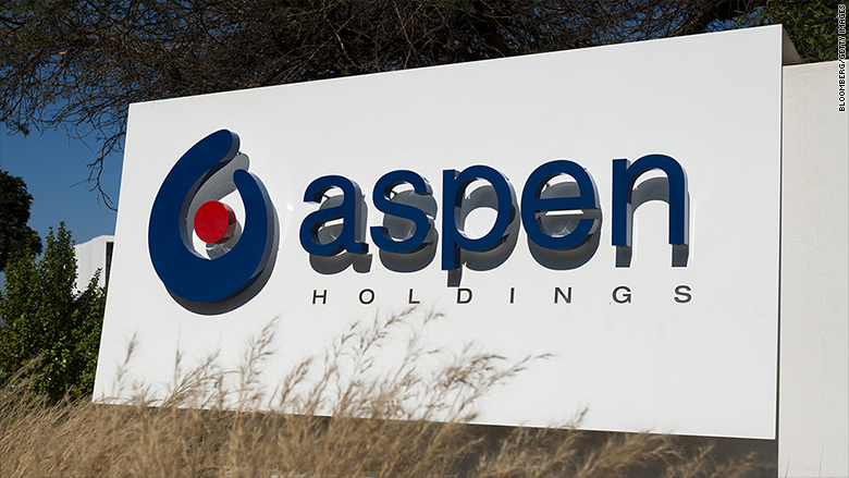 aspen pharmacare holdings 2