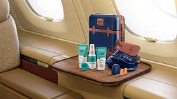 10 of the most luxurious airline amenity kits